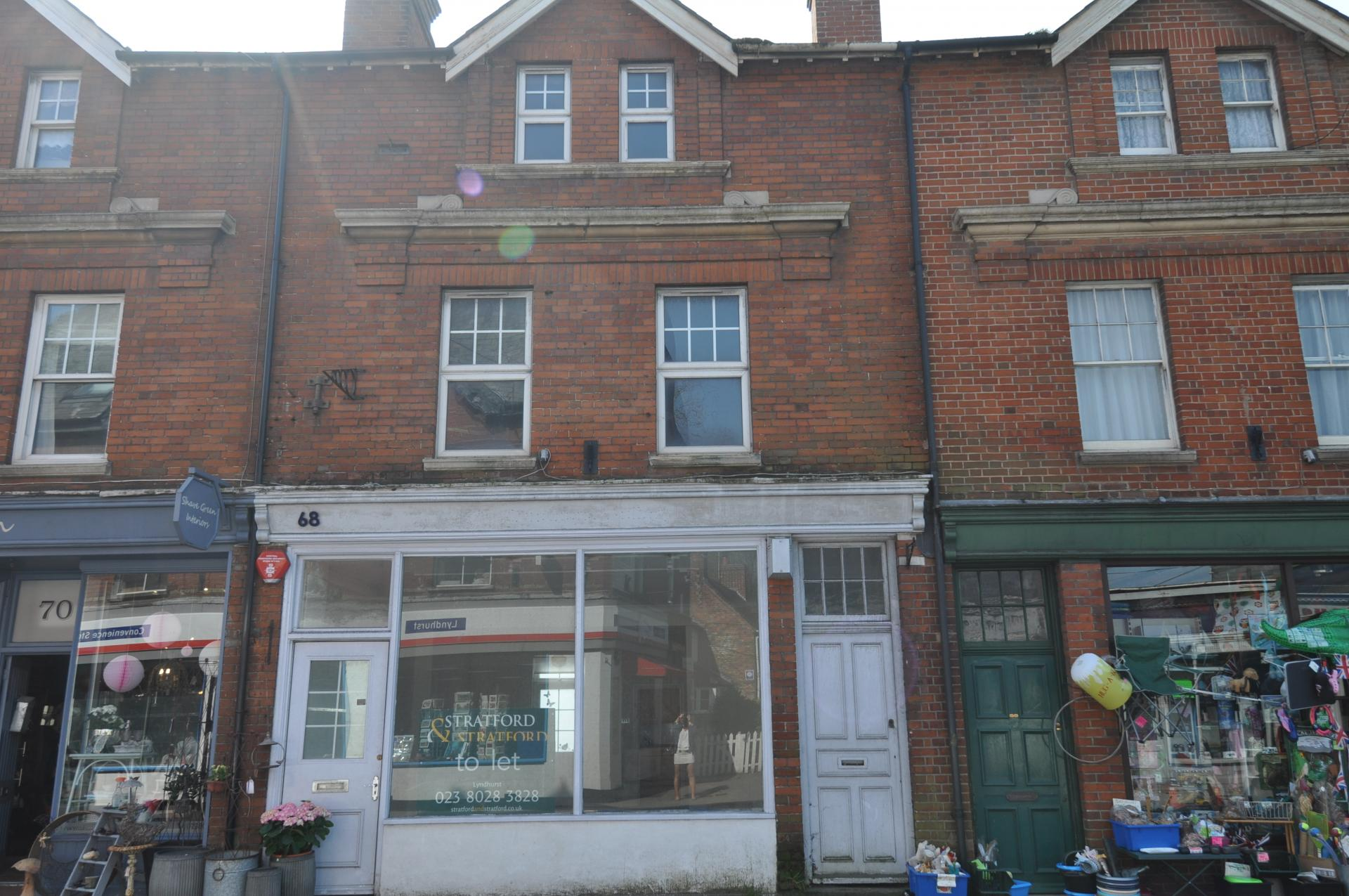 Property for sale in Lyndhurst