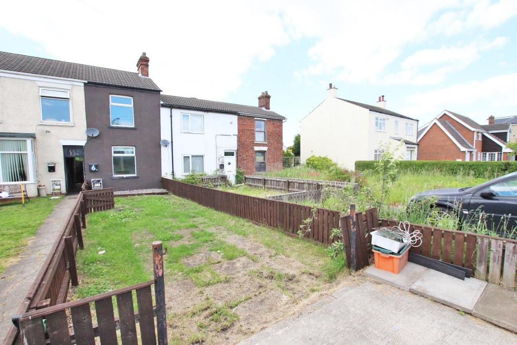 2 Bedrooms Terraced House for sale in STATION ROAD, HABROUGH