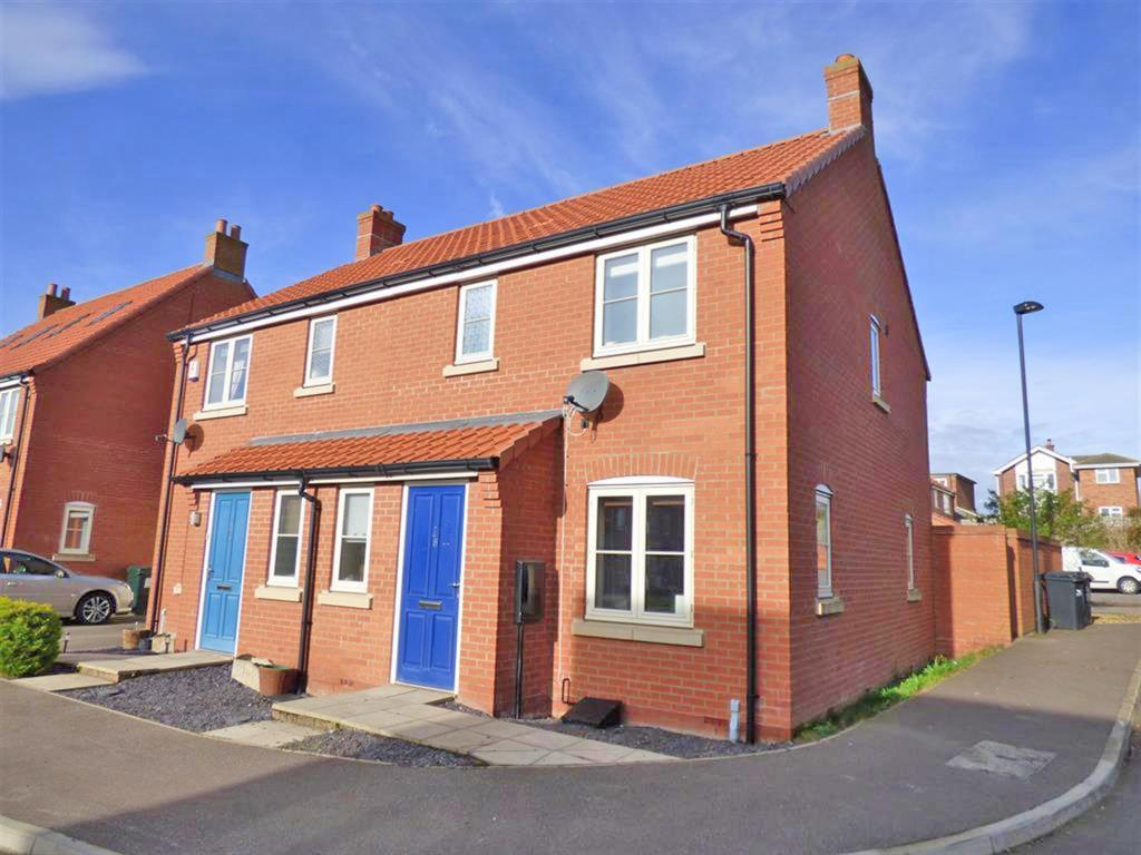 3 Bedrooms Semi Detached House for sale in RIVERHEAD, LOUTH