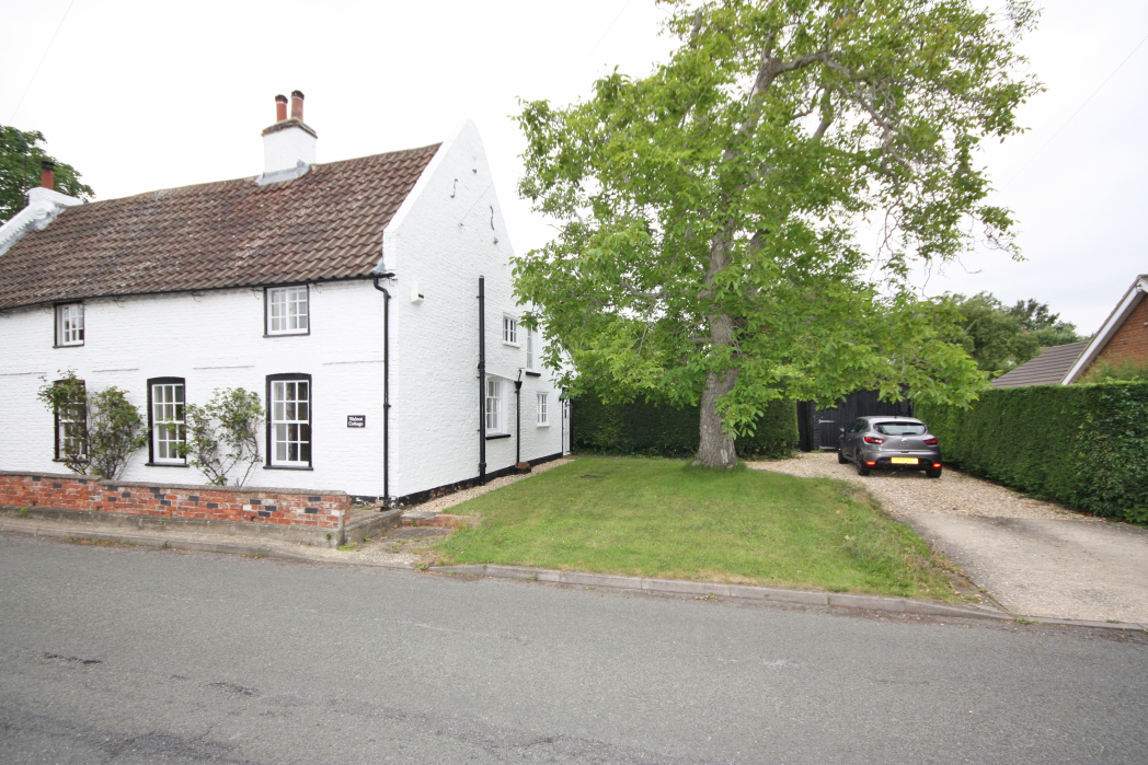 4 Bedrooms Semi Detached House for sale in LUDBOROUGH ROAD, NORTH THORESBY