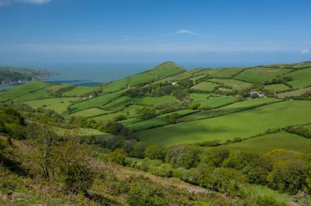 Combe Martin, Ilfracombe, Devon