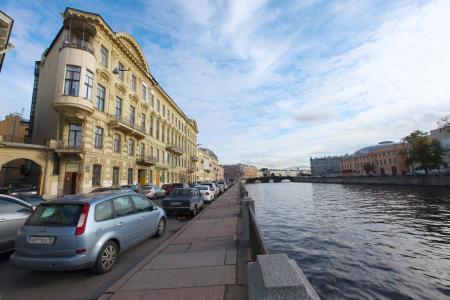 24 Fontanka River Embankment, St. Petersburg, Russia