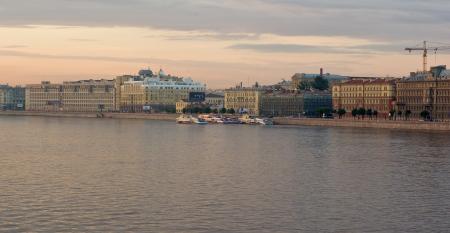 12 Robespierre Embankment, St. Petersburg, Russia