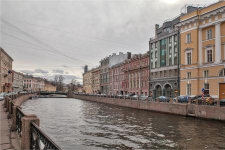 4, Bolshaya Morskaya Street, St. Petersburg, Russia