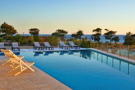 Albufeira/Salgados - 7 bedroom villa with ocean views