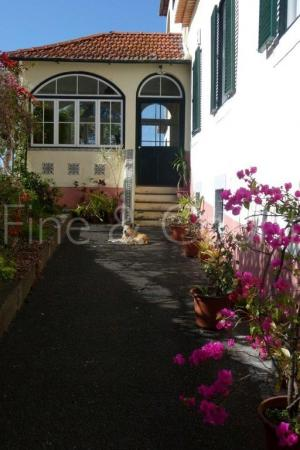 5-Bed Manor House, Madeira