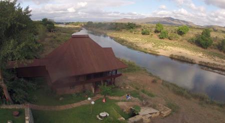 Guest House Facing Kruger National Park
