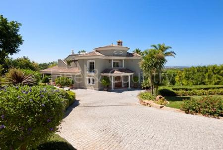 Villa with amazing views, Almancil