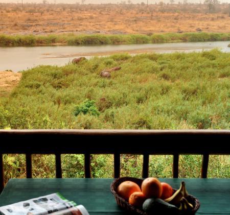 Kruger Park Front Self-catering Lodge - for sale