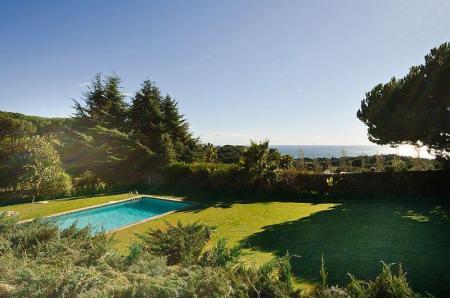 Beautiful Mansion on the Catalan Coast, Sant Andreu de Llavaneres, Costa Maresme, Barcelona