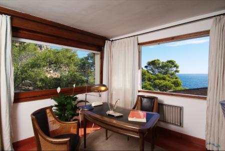 Spectacular villa on the first sea line in Begur, Costa Brava, Girona