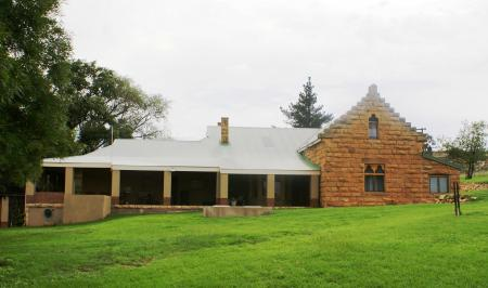 FARM, CLARENS, FREE STATE