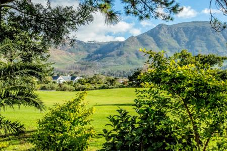 Steenberg Golf Estate, Cape Town, South Africa