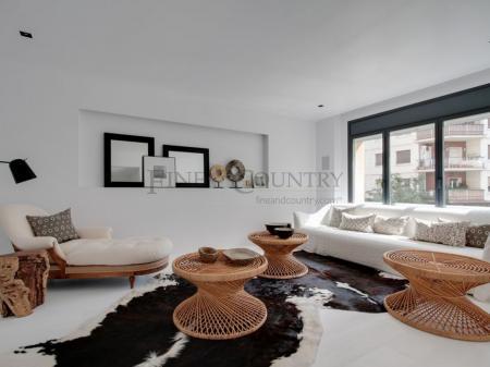 Luxury apartment in Sant Gervasi, Barcelona