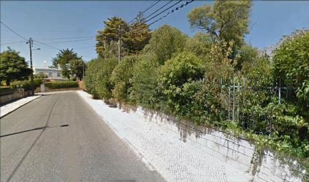Fantastic, Land plot for villa construction, Estoril, Cascais